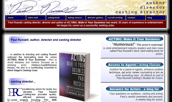 acting – Page 14 – Answers for Actors