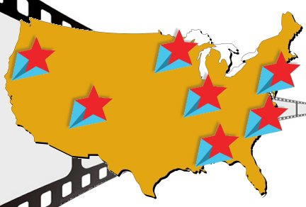 Can U.S. Actors Have $ucessfull Screen & Stage Careers Without NY, LA & CHI?