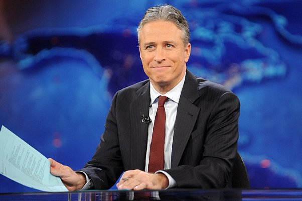 Jon Stewart as I Knew Him Before the World Knew Him and The Daily Show