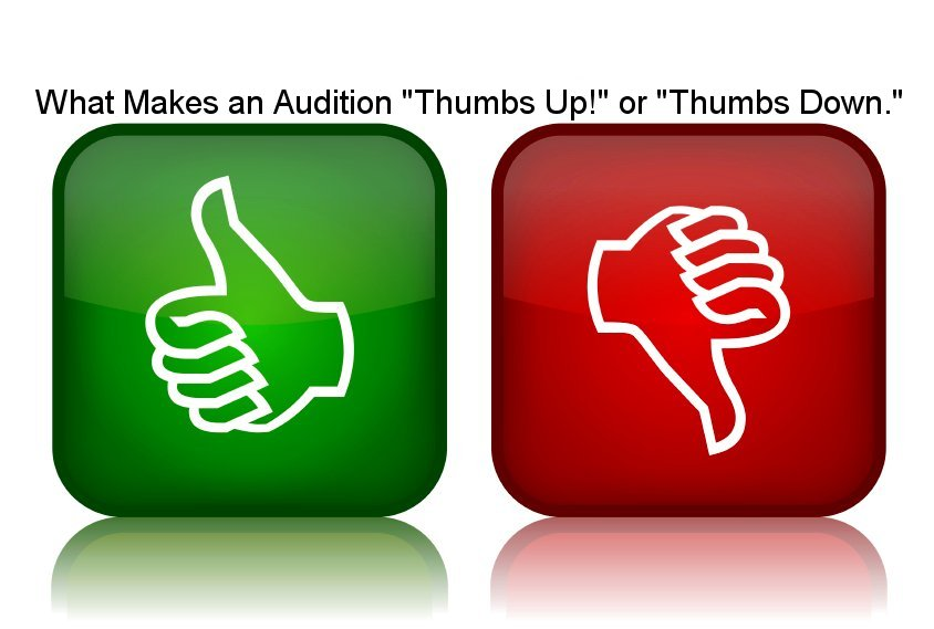 Audition Successes & Failures: Actor Tell-All from The Casting Table
