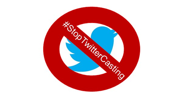 #StopTwitterCasting | Auditions, Actors & Social Media