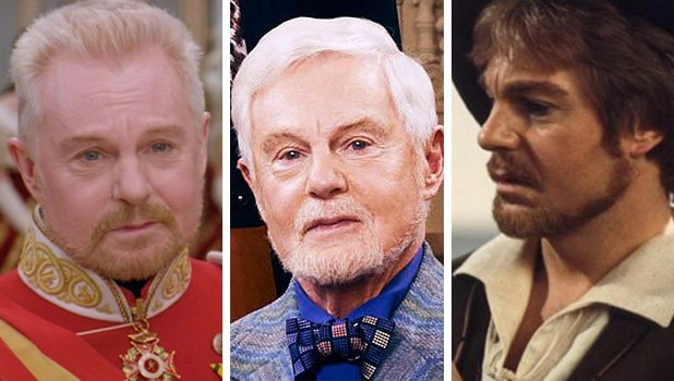 Sir Derek Jacobi on Stage vs. Screen – Meet The Legends series