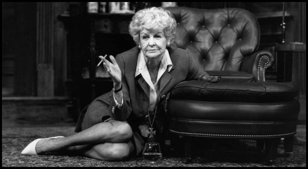 Elaine Stritch's Obscure Video Revealing Behind-the-Scenes Blunt Tales of Working with Legends